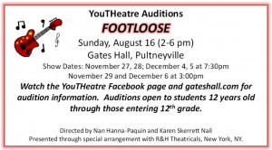 YT Footloose Audition Image